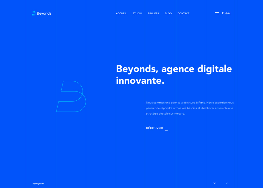 Beyonds - Digital agency