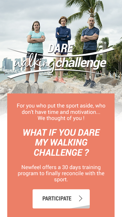 My Walking Challenge