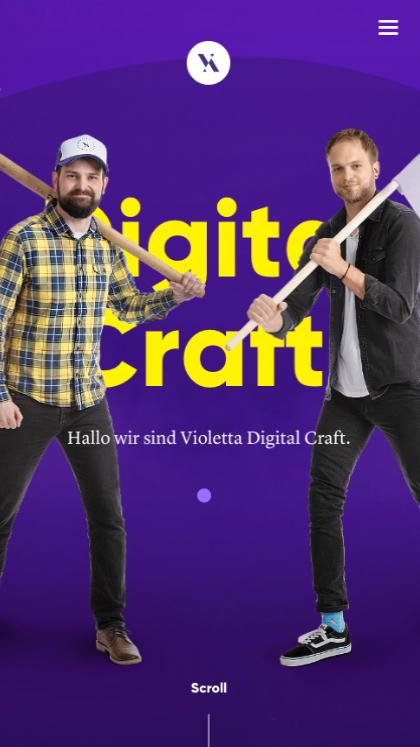 Violetta Digital Craft