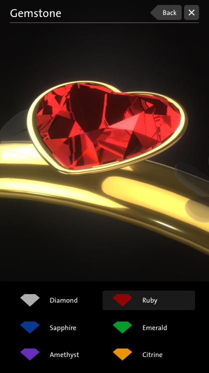 V&A Design a Ring