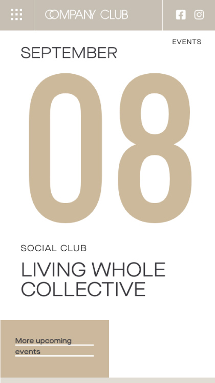Company Club