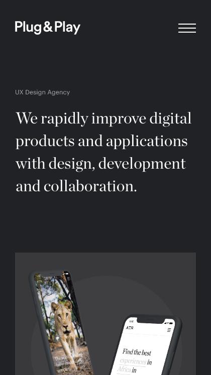 UX Design Agency