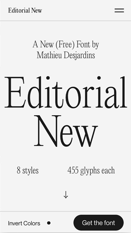 Editorial New