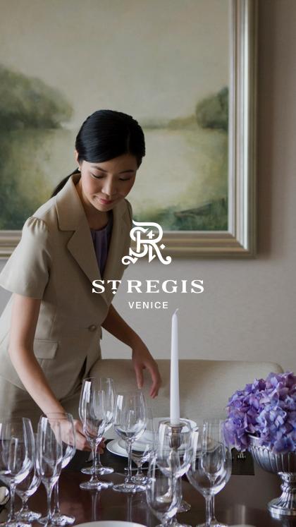 The St. Regis Venice Hotel