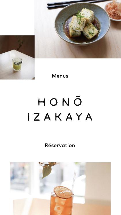 Honō Izakaya