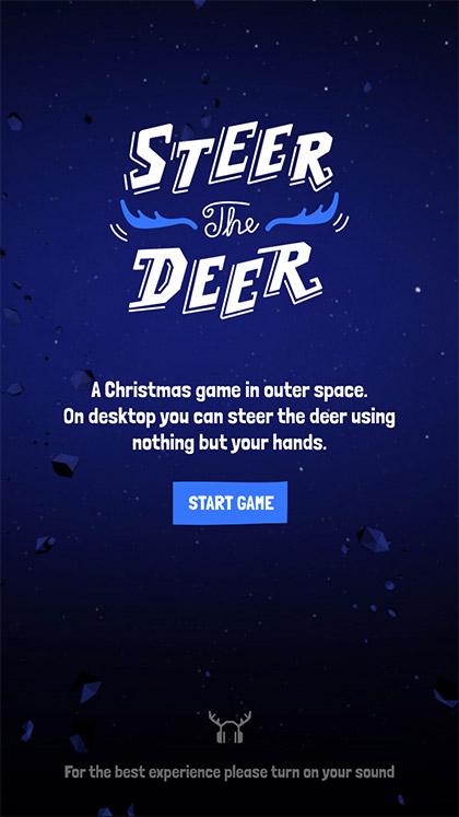 Steer the Deer