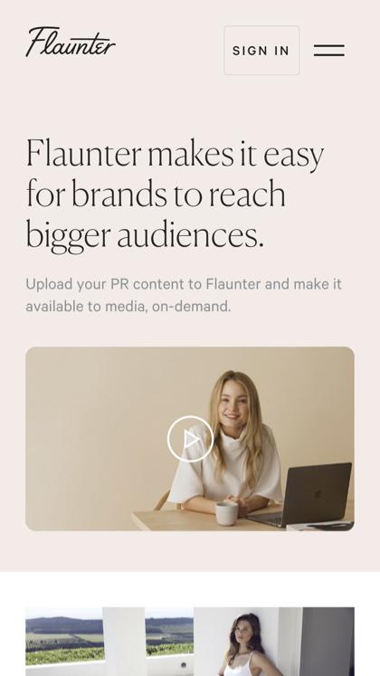 Flaunter