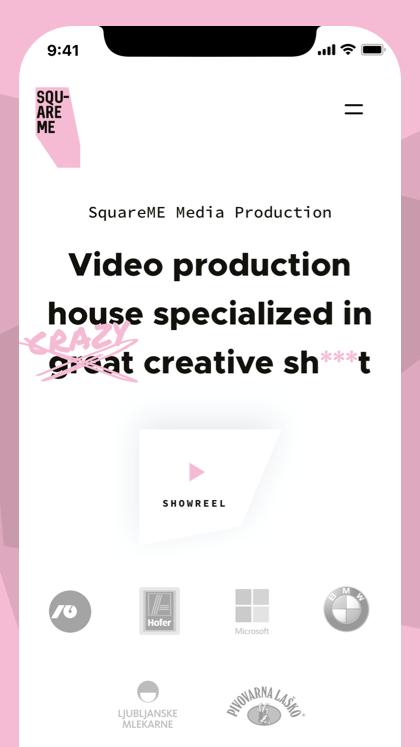 SquareMe Creative Video Agency