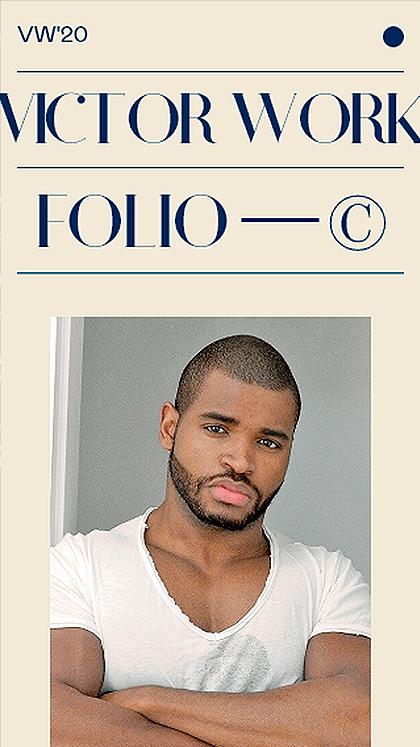 "Victor Work | Folio 20"""