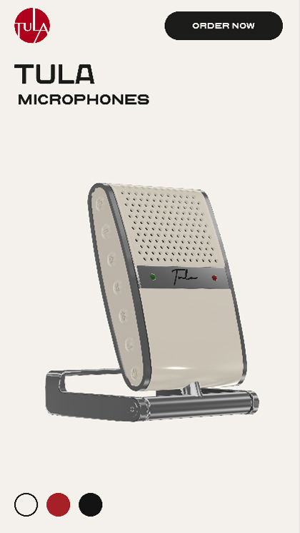 Tula microphones