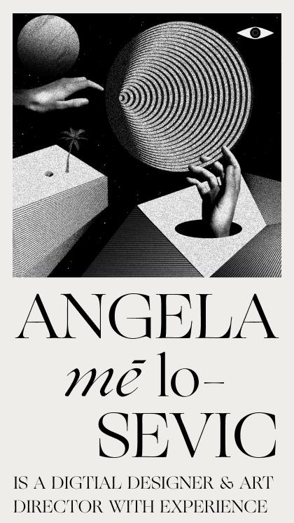mē-lo / Angela Milosevic
