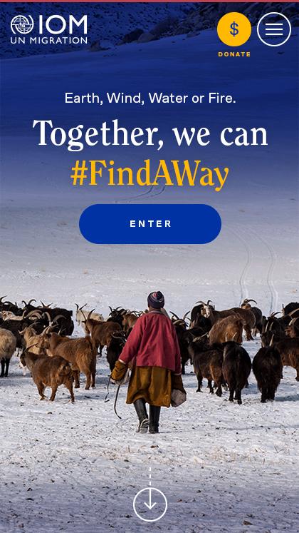 IOM - Find A Way