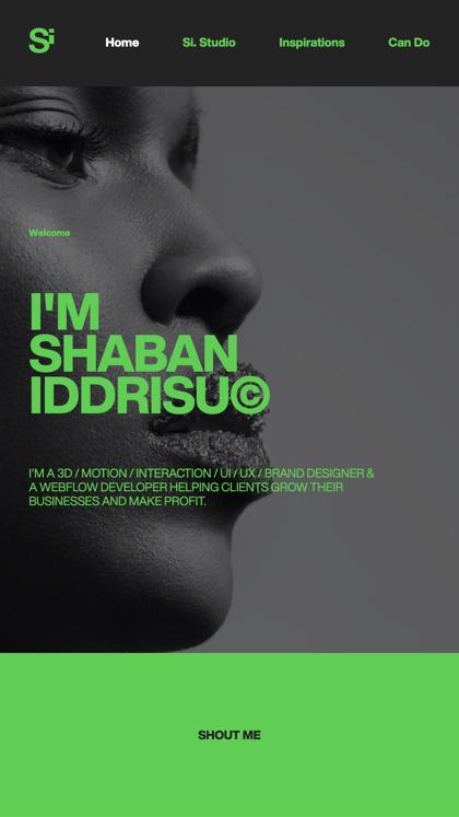 Shaban Iddrisu™