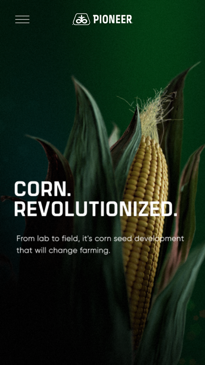 Pioneer - Corn Revolutionized