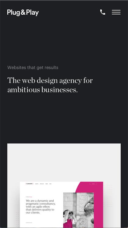 Web Design London
