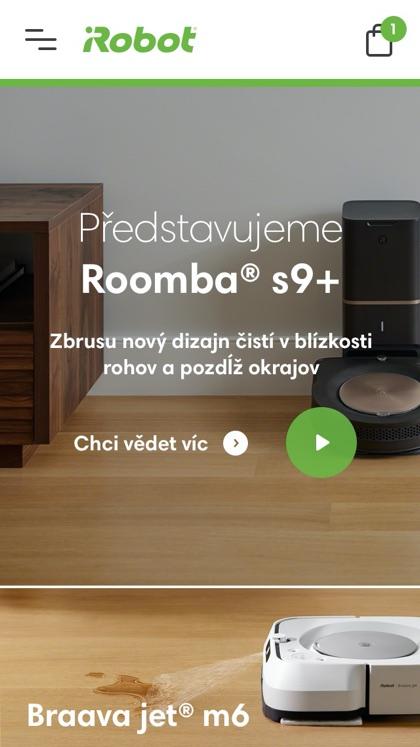 iRobot - Czech Republic