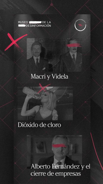 Museo de la desinformación