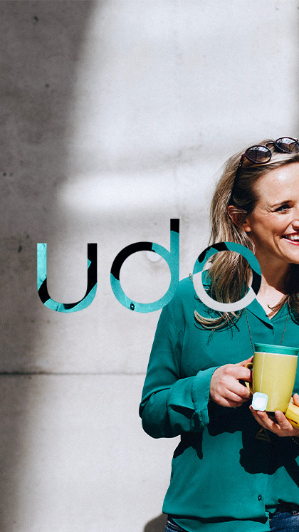 udo® reusable coffee-to-go lid
