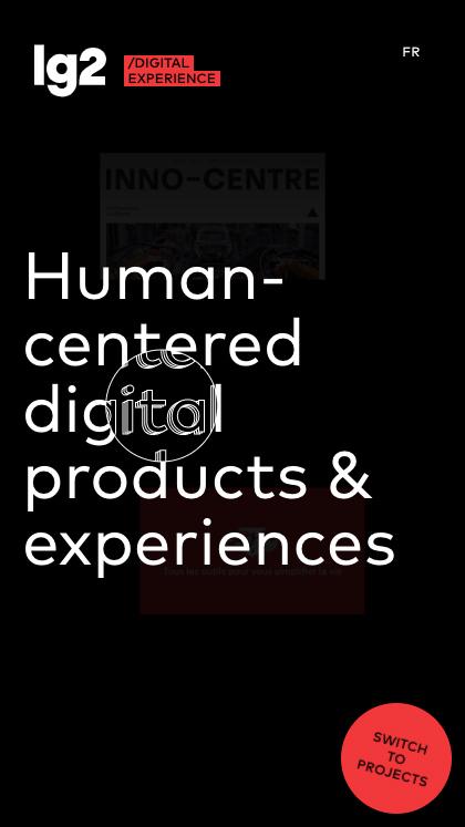 lg2 - Digital Experience