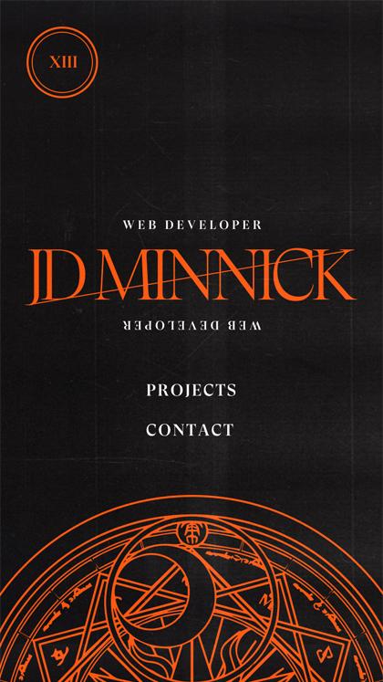 Jr. Web Developer Portfolio