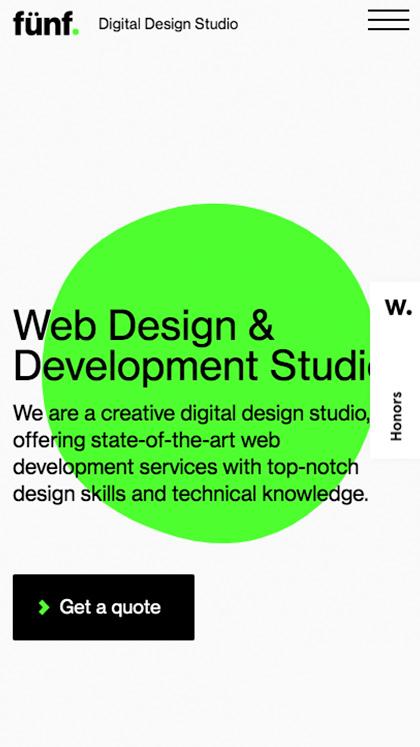 The Funf Digital Design Studio