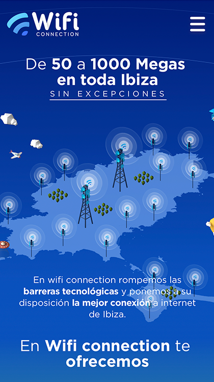 Wifi Connection Ibiza