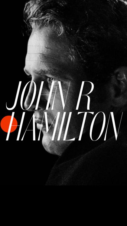 THE JOHN R HAMILTON COLLECTION