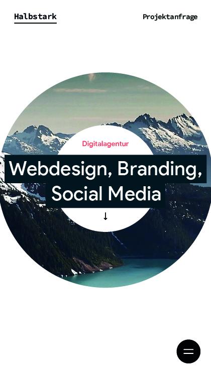 Halbstark - Digital Agency