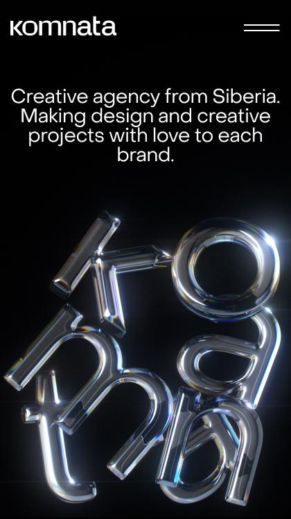 кomnata – creative agency