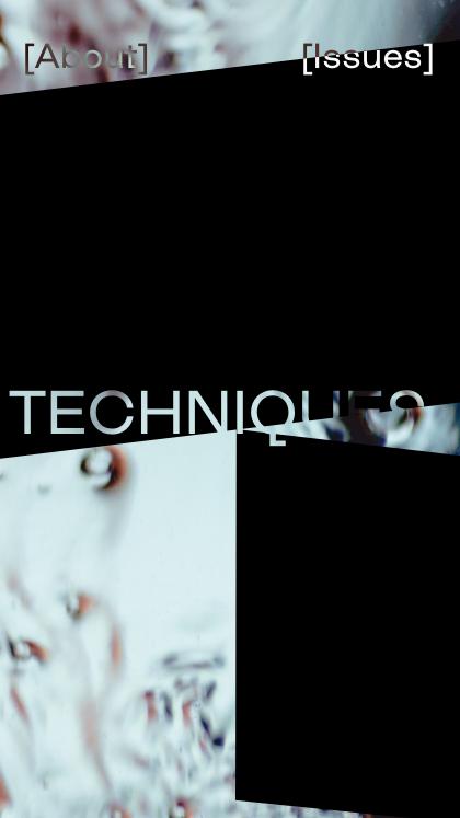Techniques Journal