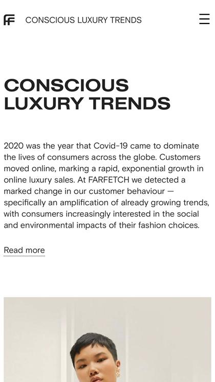 Conscious Luxury Trends report
