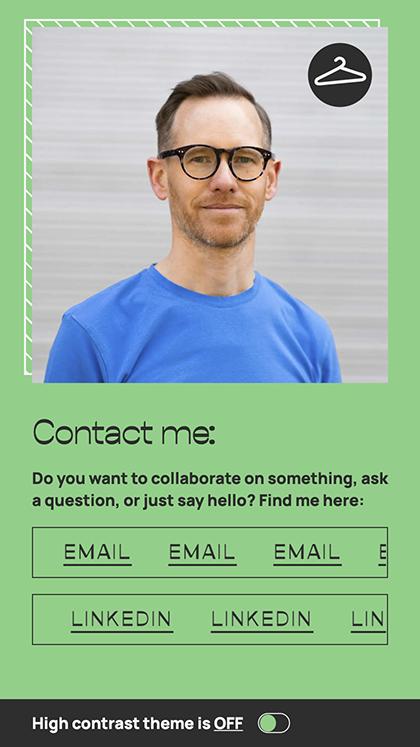 Ben Hamilton   UX/UI Designer