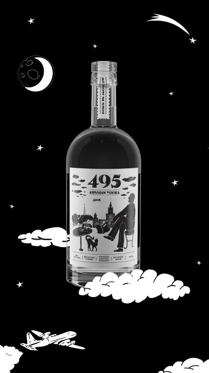 495 Vodka