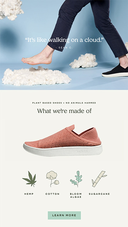 Munjoi Footwear