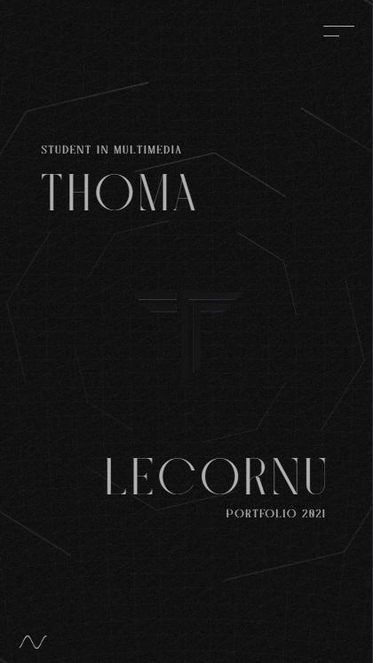 Thoma Lecornu   Portfolio