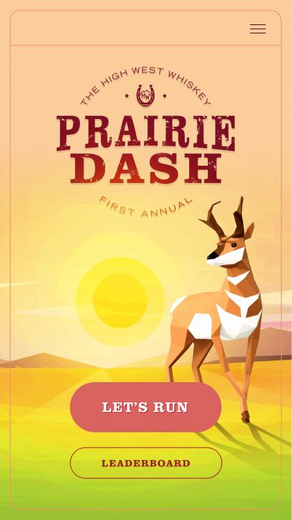High West Whiskey Prairie Dash