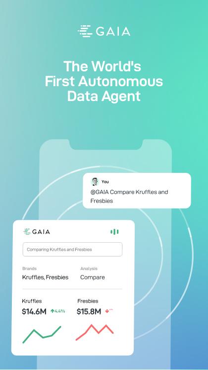 Gaia - Autonomous Data Agent