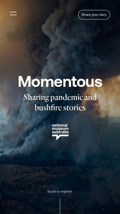NMA Momentous
