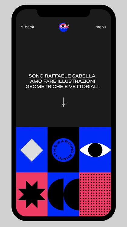 Portfolio of Raffaele Sabella