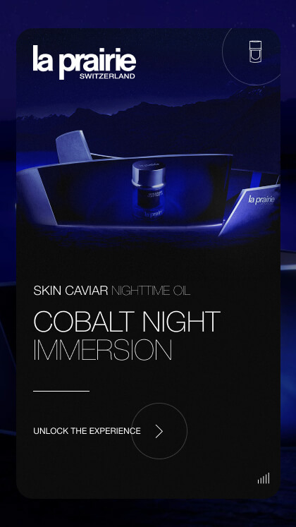 The Cobalt Night immersion
