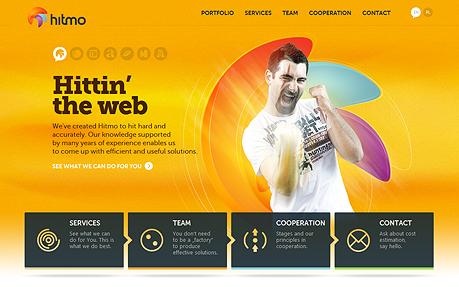 hitmo - hittin' the web