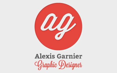 Alexis Garnier - Designer graphique