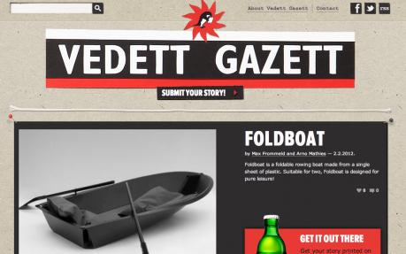 Vedett Gazett