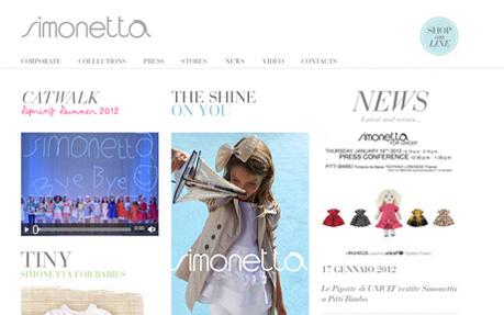 Simonetta Children Clothes