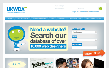 The UK Web Design Association