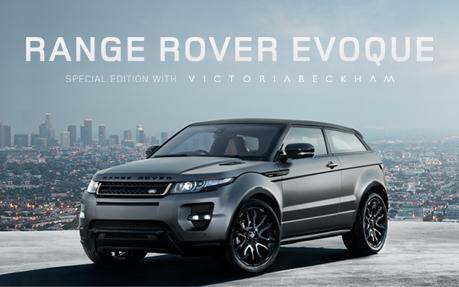 Range Rover Evoque - Victoria Beckham