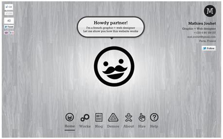 ]/[ - Graphic + webdesign portfolio & lab