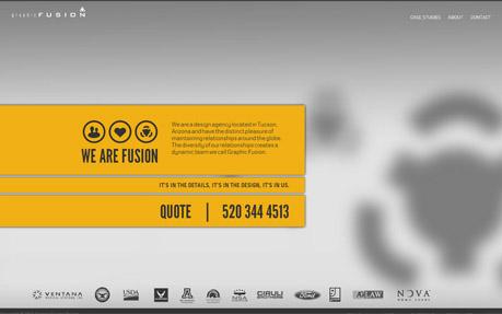 Graphic Fusion Design