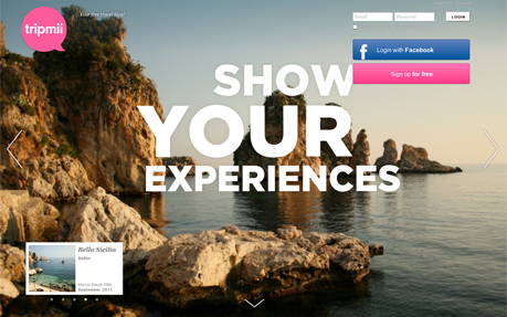 tripmii –show your experiences