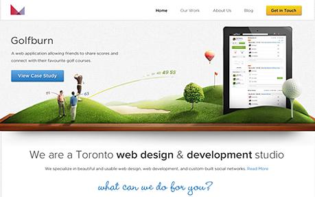 3magine - Toronto web design